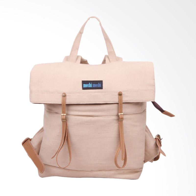 Moshimoshi BBP.77.4945.171 Sabrina Backpack Tas Backpack - Nude Color