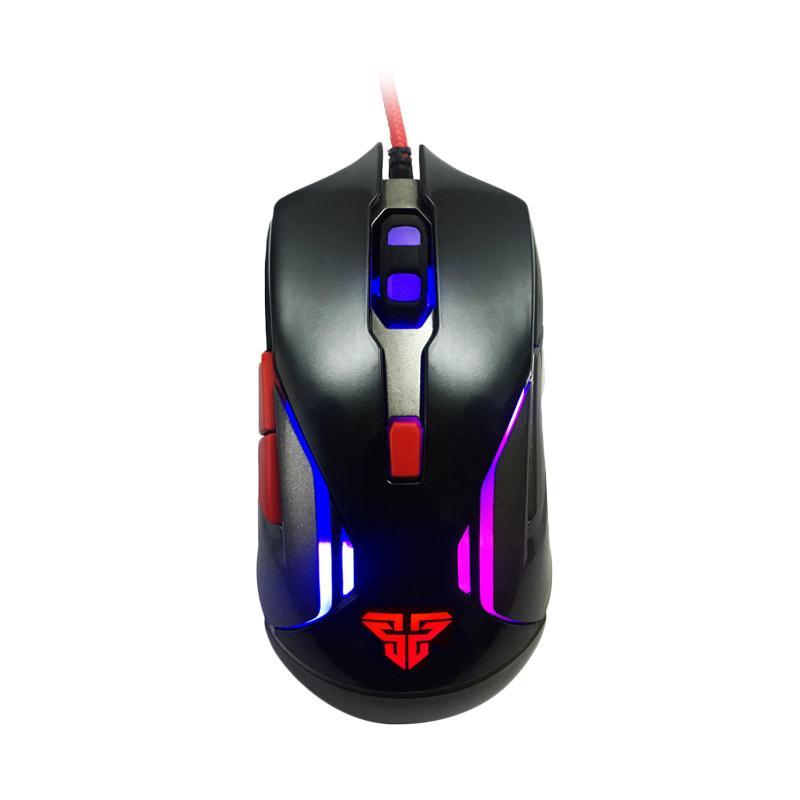 harga Fantech V5 Warwick Gaming Mouse - Black Metalic Blibli.com
