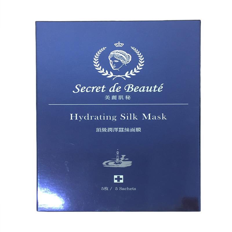 Secret de Beaute Hydrating Silk Mask