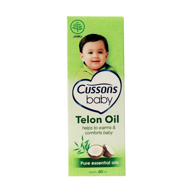 Cussons Baby Telon Oil [60 mL]