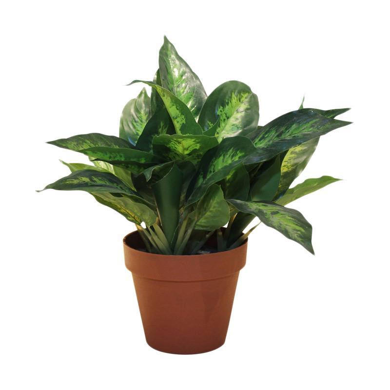 Thema Home 2506 Hydrangea A3 Bunga Artifisial - Green [Regional Surabaya]