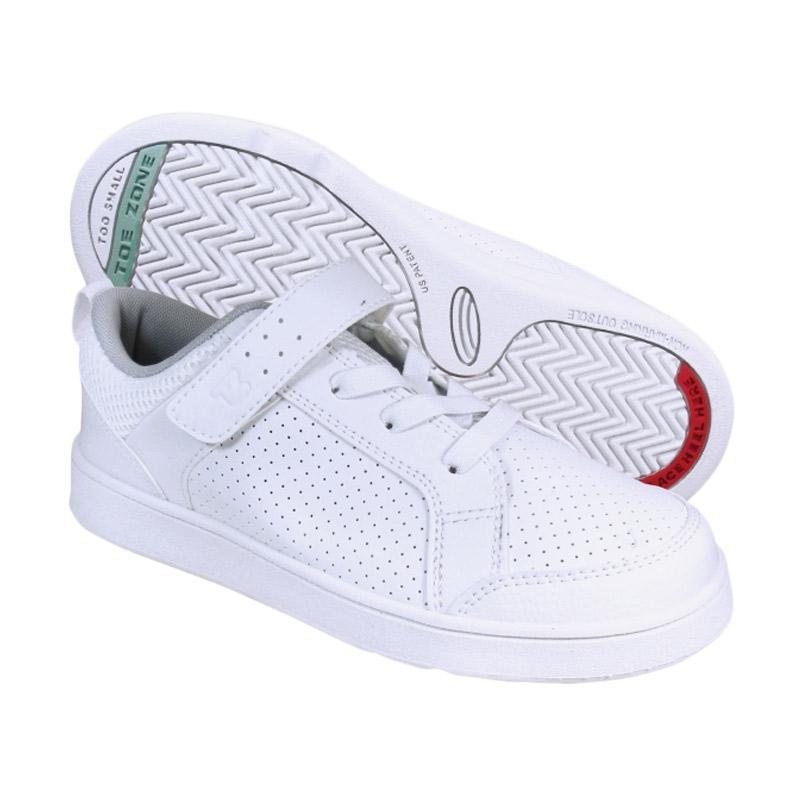 Toezone Kids Wilbur Yt Sepatu Anak Laki laki - White