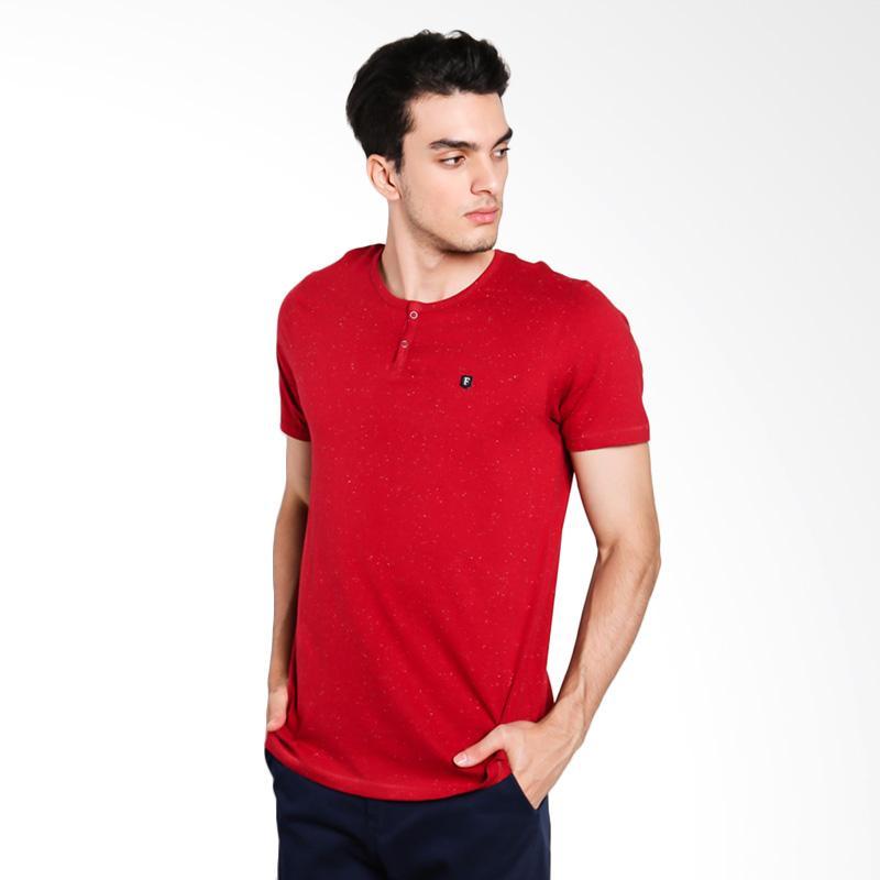 Famo 1112 Men Tshirt - Red