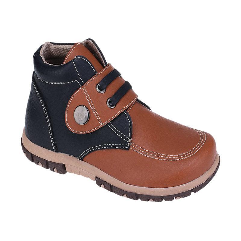 Catenzo Junior CJM 015 CJR Mareuli & Marema Sepatu Boots Anak Laki-Laki