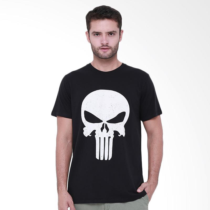 Tendencies Punisher Skull T-Shirt Pria