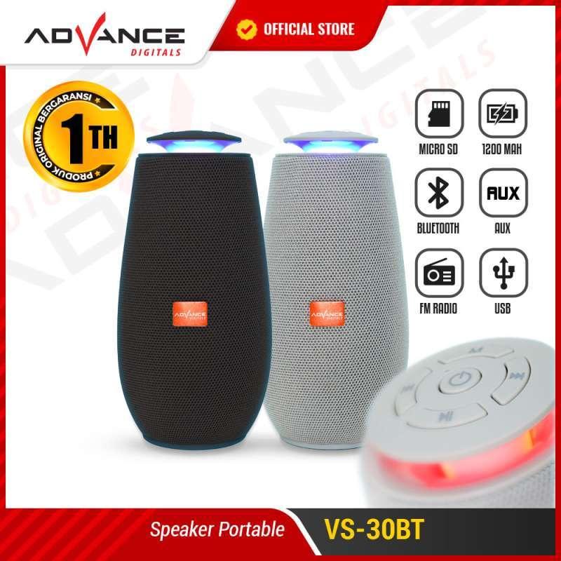 Advance VS-30 BT V-5.0+EDR - Bluetooth Speaker   Garansi Resmi Advance Ready