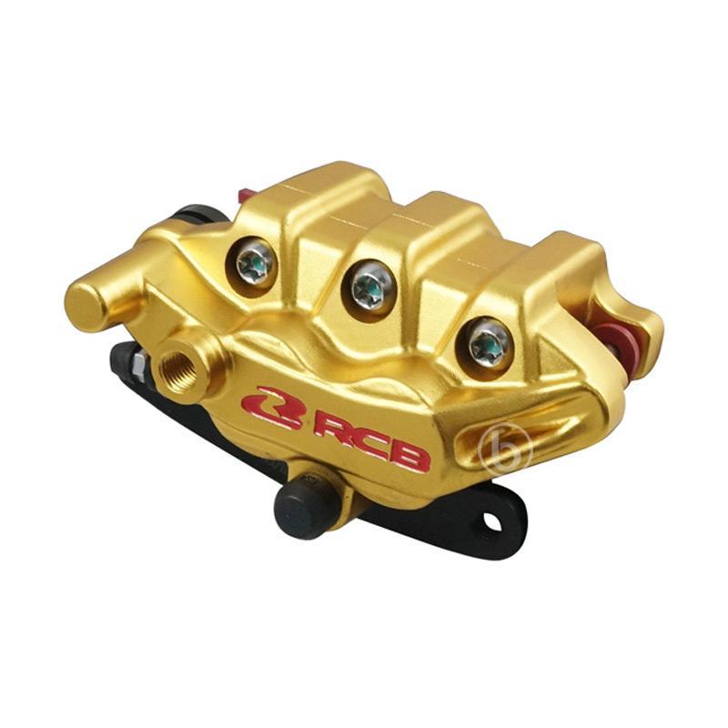 4 Buah 3D Merah Berguna Universal Mobil Rem Cakram Kaliper Depan dan Belakang SampulIDR158000. Rp