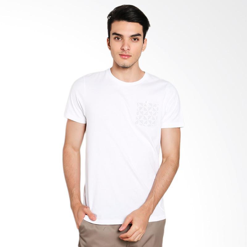 Famo 0901 Men T-shirt - White [509011812]