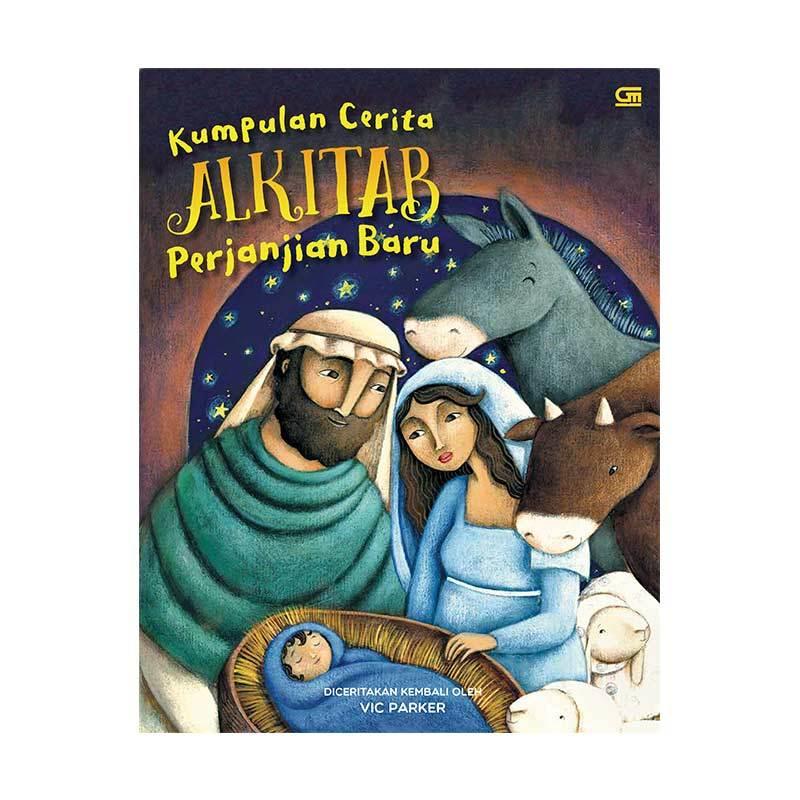 harga Elex Media Komputindo Kumpulan Cerita : Alkitab Pernjanjian Baru by Vic Parker Buku Religi Anak Blibli.com