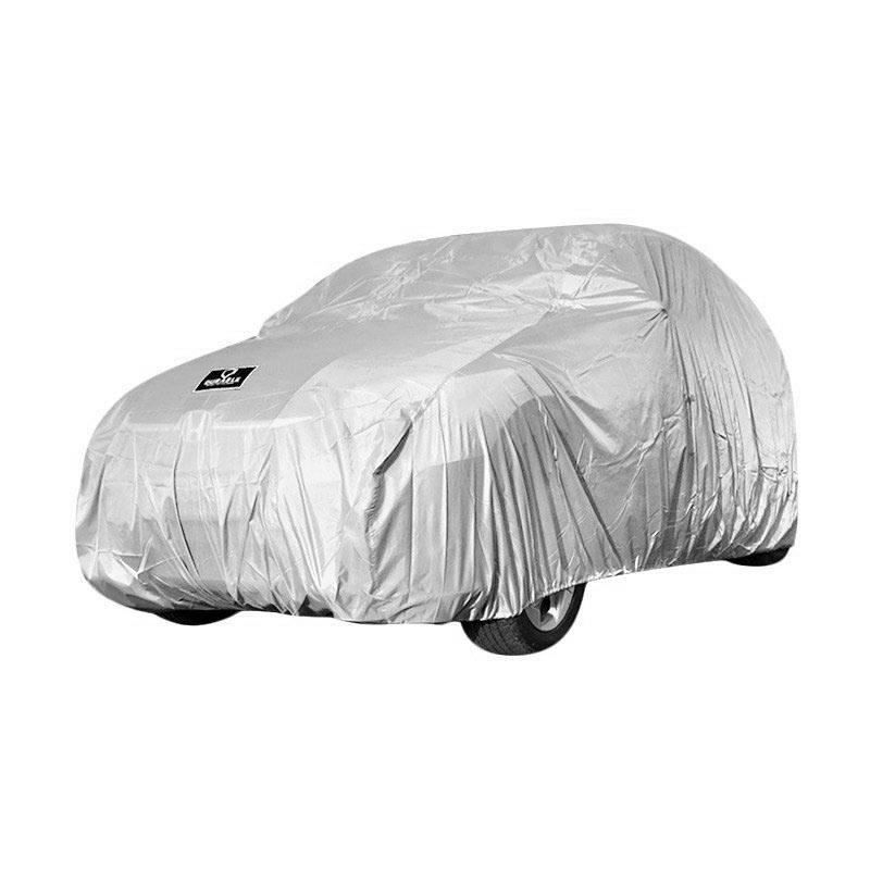 DURABLE Selimut Cover Body Mobil for AUDI A3 - Grey