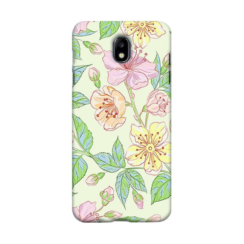 Premiumcaseid Beautiful Flower Wallpaper Hardcover Casing for Samsung Galaxy J7 Pro