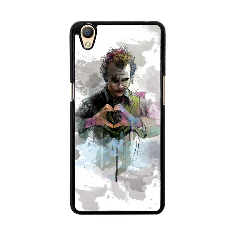 Flazzstore Joker Water Colour O0455 Custom Casing for Oppo Neo 9 A37