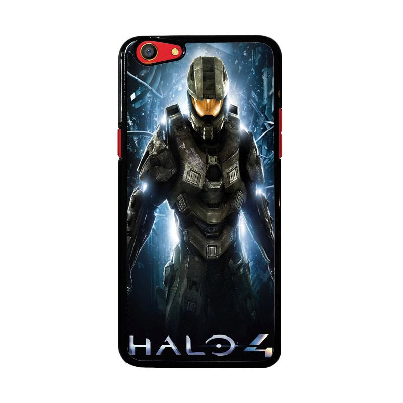 Flazzstore Halo Full Body Z0409 Custom Casing for OPPO F3