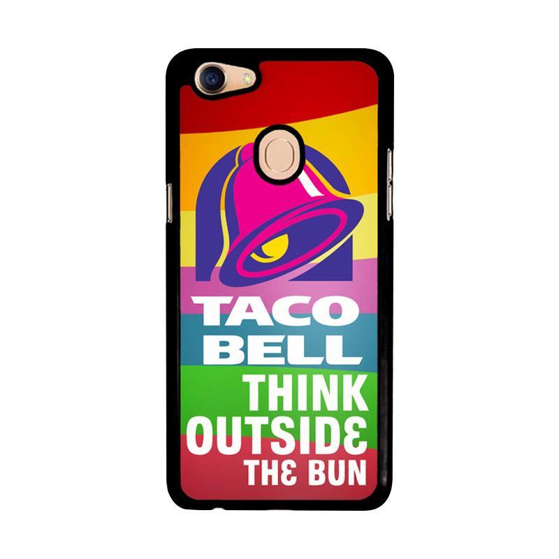 Flazzstore Taco Bell Logo Z3337 Custom Casing for Oppo F5