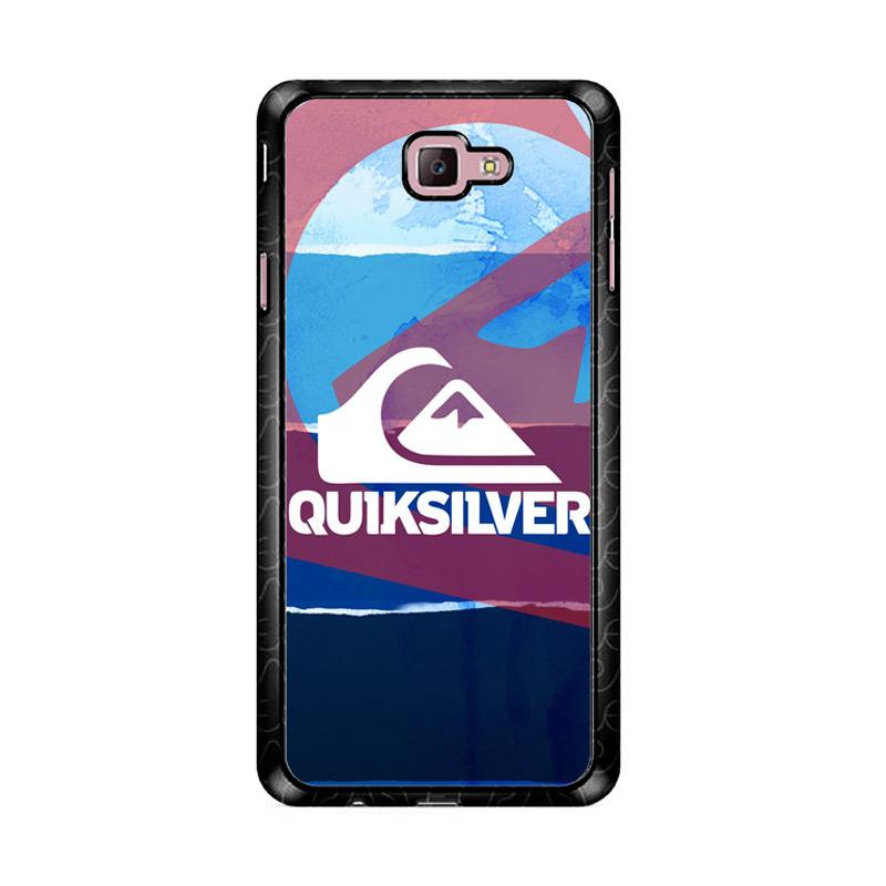 Flazzstore Quiksilver Z3316 Custom Casing for Samsung Galaxy J7 Prime