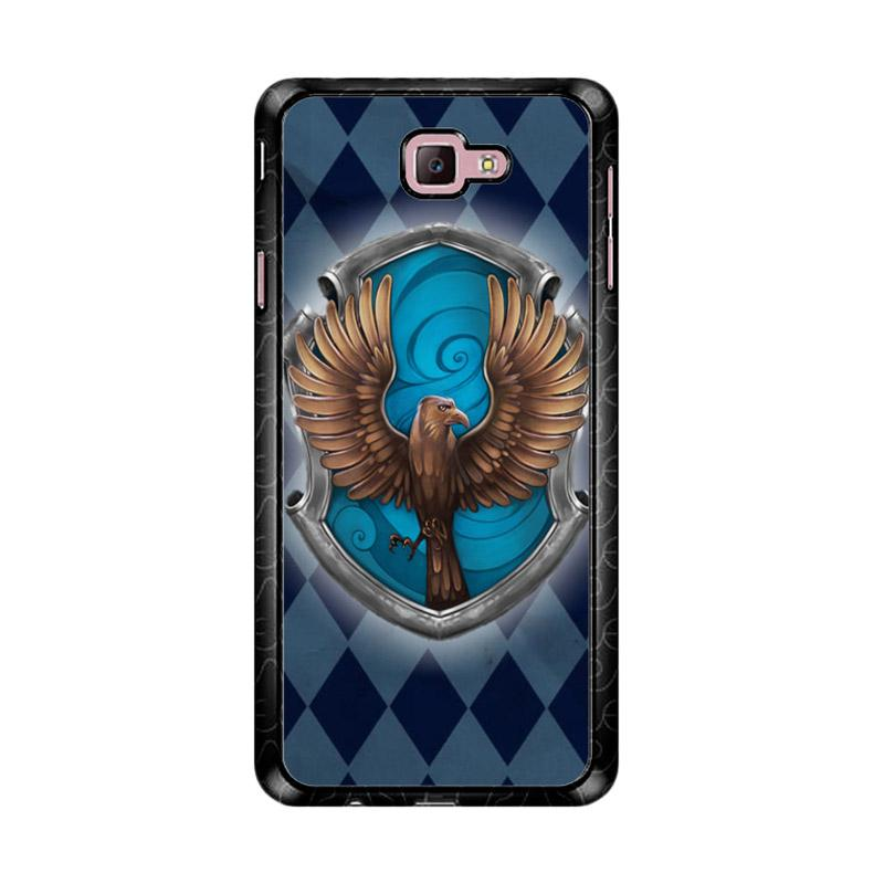 Flazzstore Ravenclaw Harry Potter Logo Z3531 Custom Casing for Samsung Galaxy J7 Prime