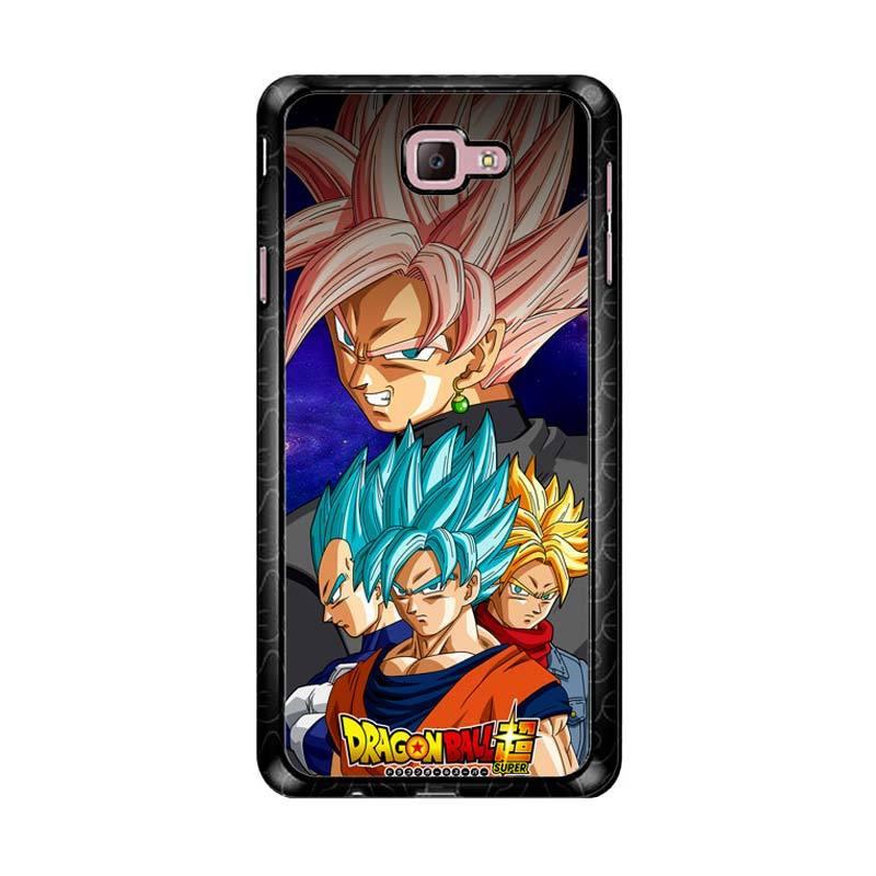 Flazzstore Dragon Ball Super Z3905 Custom Casing for Samsung Galaxy J7 Prime