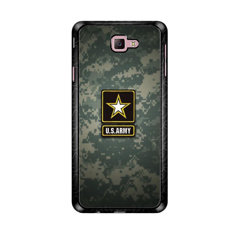 Flazzstore Us Army Z4176 Custom Casing for Samsung Galaxy J7 Prime