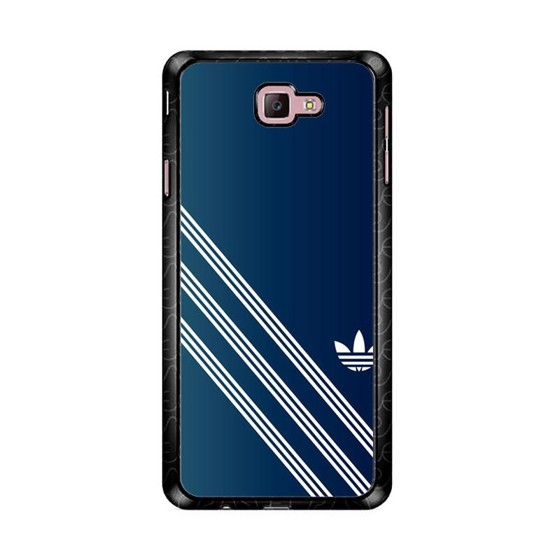Flazzstore Adidas Blue Logo Z4337 Custom Casing for Samsung Galaxy J7 Prime