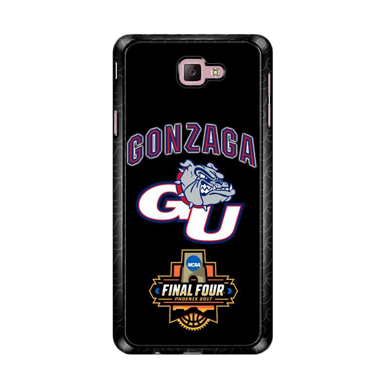 Flazzstore Gonzaga Final Four Champion Z4739 Custom Casing for Samsung Galaxy J7 Prime