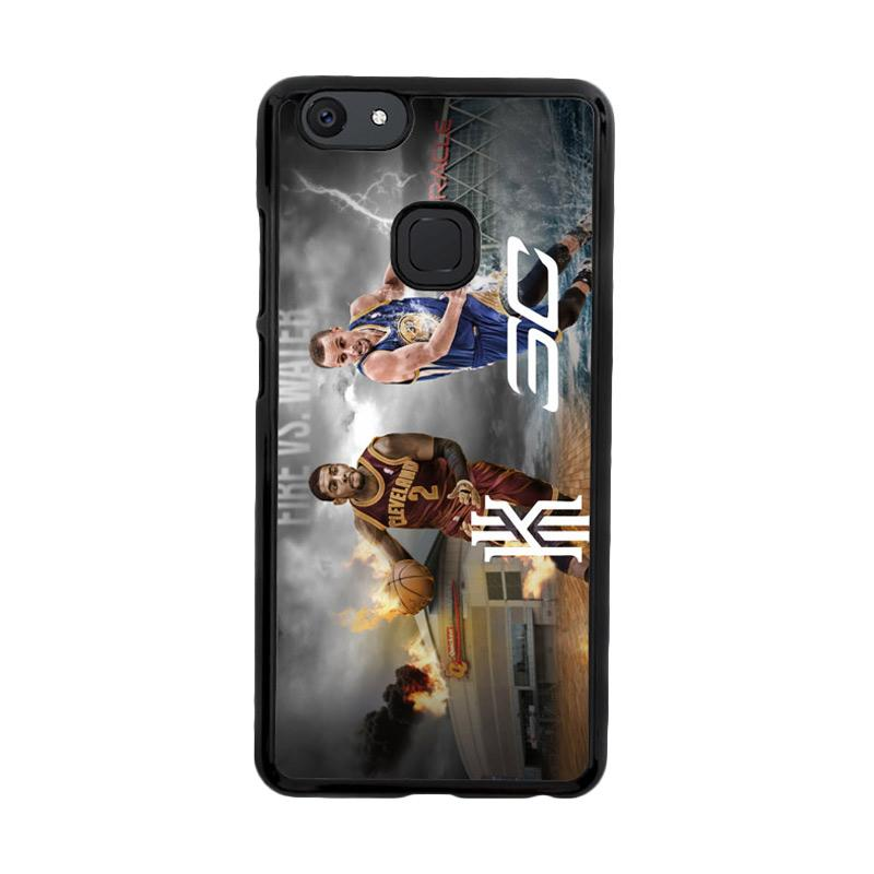 Flazzstore Kyrie Irving And Stephen Curry Z3894 Custom Casing for Vivo V7 Plus