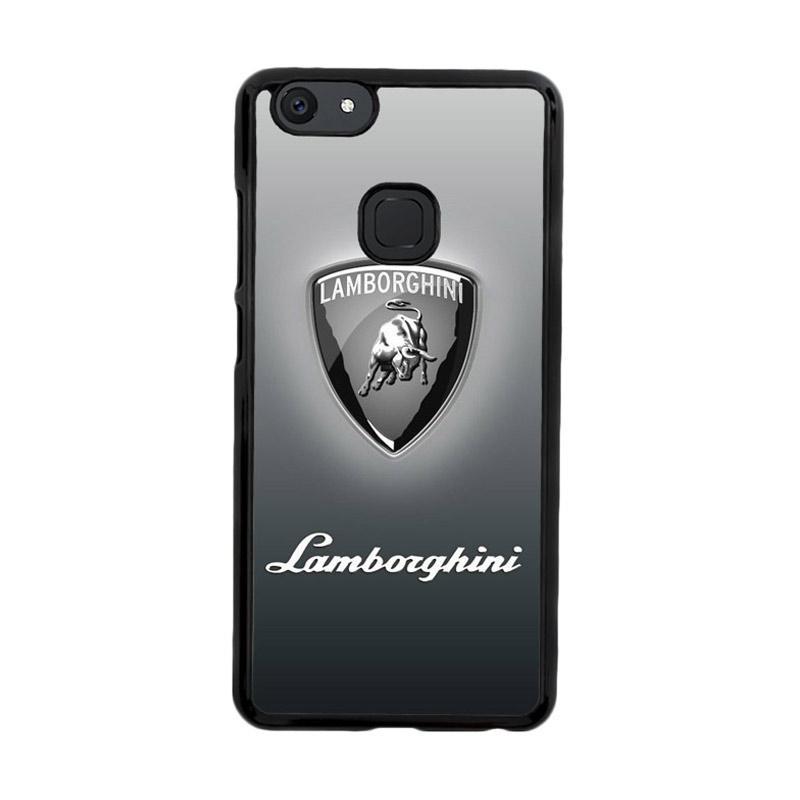 Flazzstore Lamborghini Logo Z4786 Custom Casing for Vivo V7 Plus