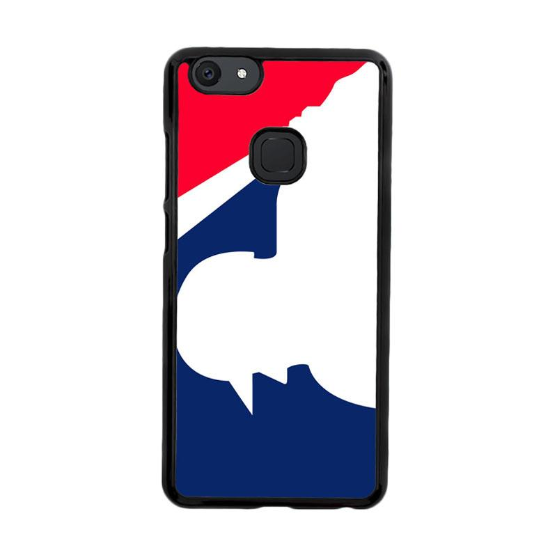 Flazzstore Major League Baseball Logo Z5054 Custom Casing for Vivo V7 Plus
