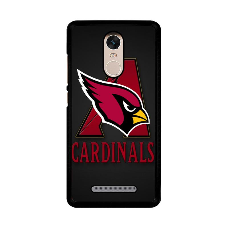 Flazzstore Arizona Cardinals Z3026 Custom Casing for Xiaomi Redmi Note 3 or Note 3 Pro