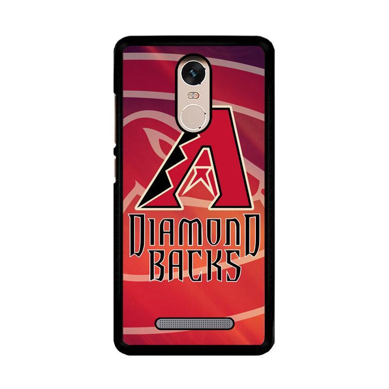 Flazzstore Diamondback Baseball Z3252 Custom Casing for Xiaomi Redmi Note 3 or Note 3 Pro