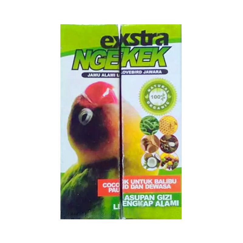 Jual Probird Extra Ngekek Jamu Lovebird Vitamin Burung Online Desember 2020 Blibli