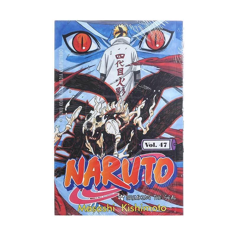 Elex Media Komputindo Naruto 47. Buku Komik [200176606]