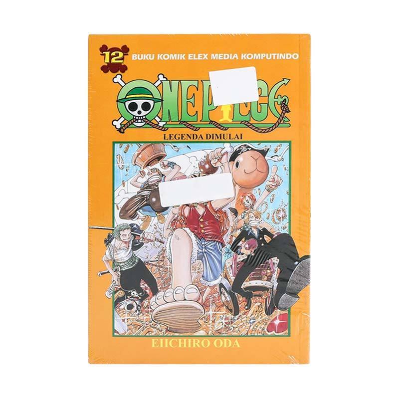 Elex Media Komputindo One Piece 12 200020243 by Eiichiro Oda Buku Komik
