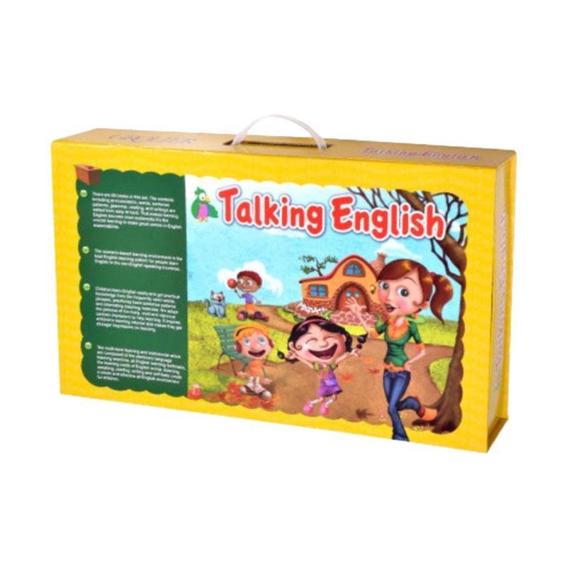 harga GROLIER Talking English Buku Edukasi Blibli.com