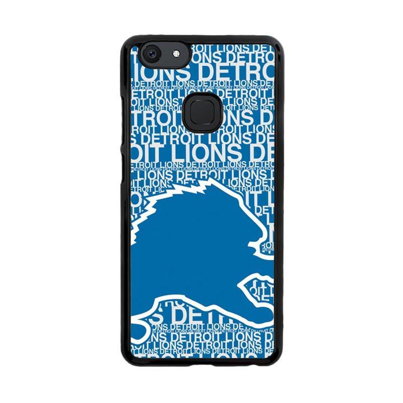 Flazzstore Nfl Detroit Lions Z4139 Custom Casing for Vivo V7