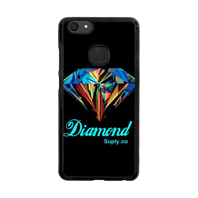 Flazzstore Diamond Supply Co F0364 Custom Casing for Vivo V7