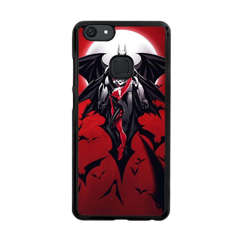 Flazzstore Batman Harley Quinn  Z0068 Custom Casing for Vivo V7