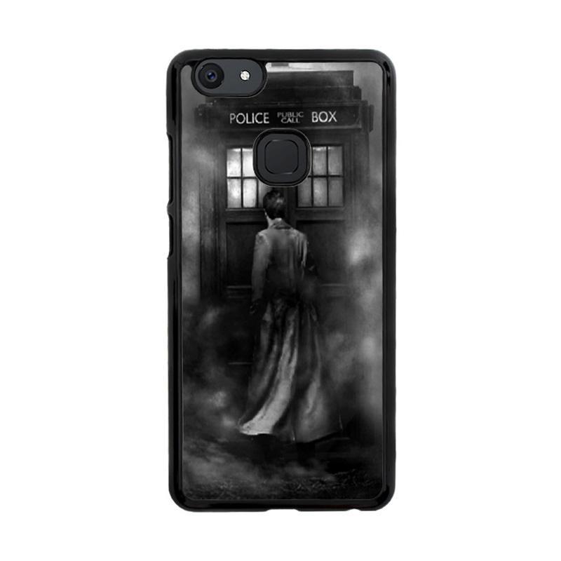 Flazzstore Doctor Who Z0167 Custom Casing for Vivo V7