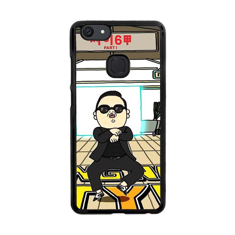 Flazzstore Gangnam Style Psy Dancing Z0185 Custom Casing for Vivo V7