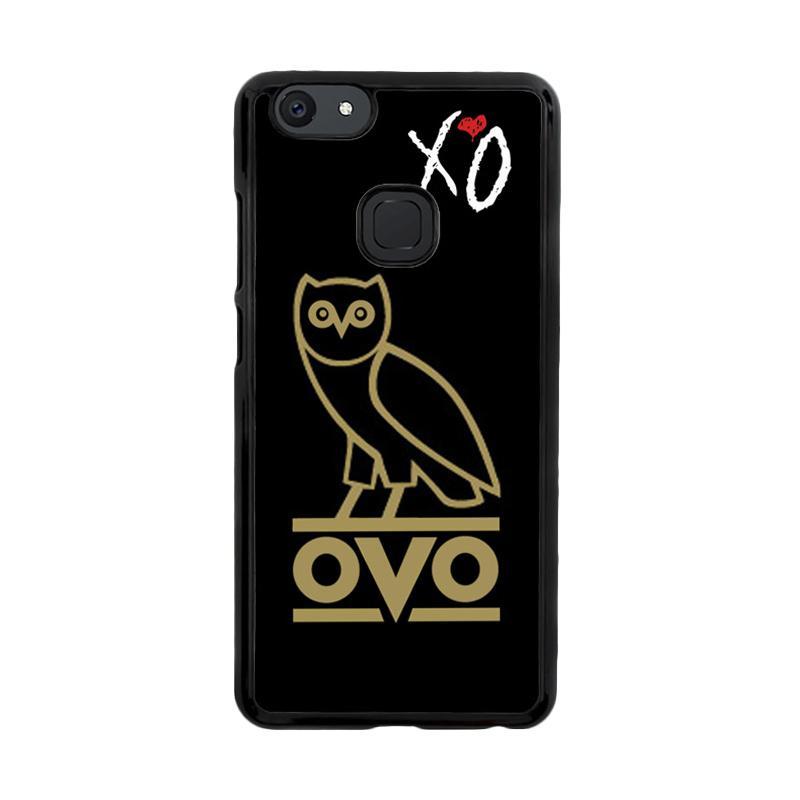 Flazzstore Drake Ovo Owl Logo X3063 Custom Casing for Vivo V7