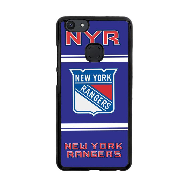 Flazzstore New York Rangers Wallpaper X3215 Custom Casing for Vivo V7