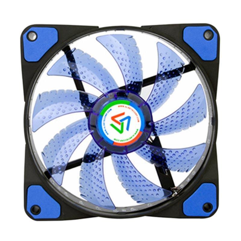 Alseye Soon Cool Cooler Case Fan with LED - Biru