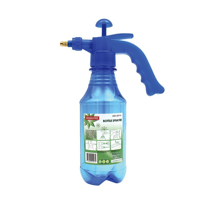 harga KENMASTER HX-03A Botol Sprayer - Blue [900 mL] Blibli.com