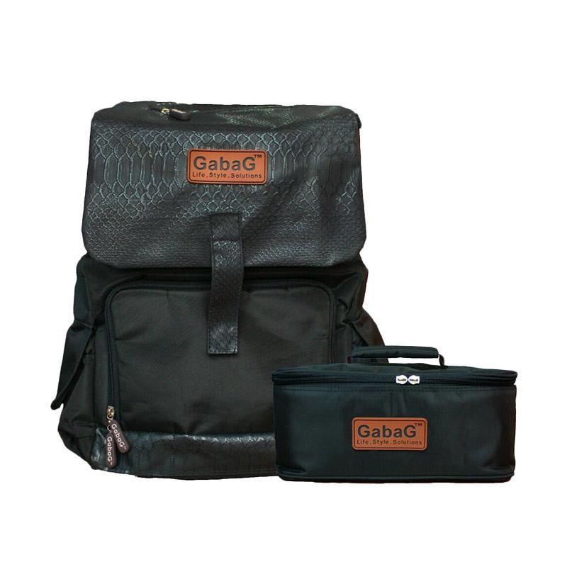 Gabag Cooler Bag Tas Pendingin Asi Ibu Menyusui