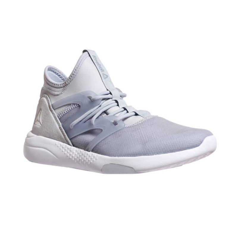 Reebok Hayasu W Studio Sepatu Olahraga - Grey [BS5904]