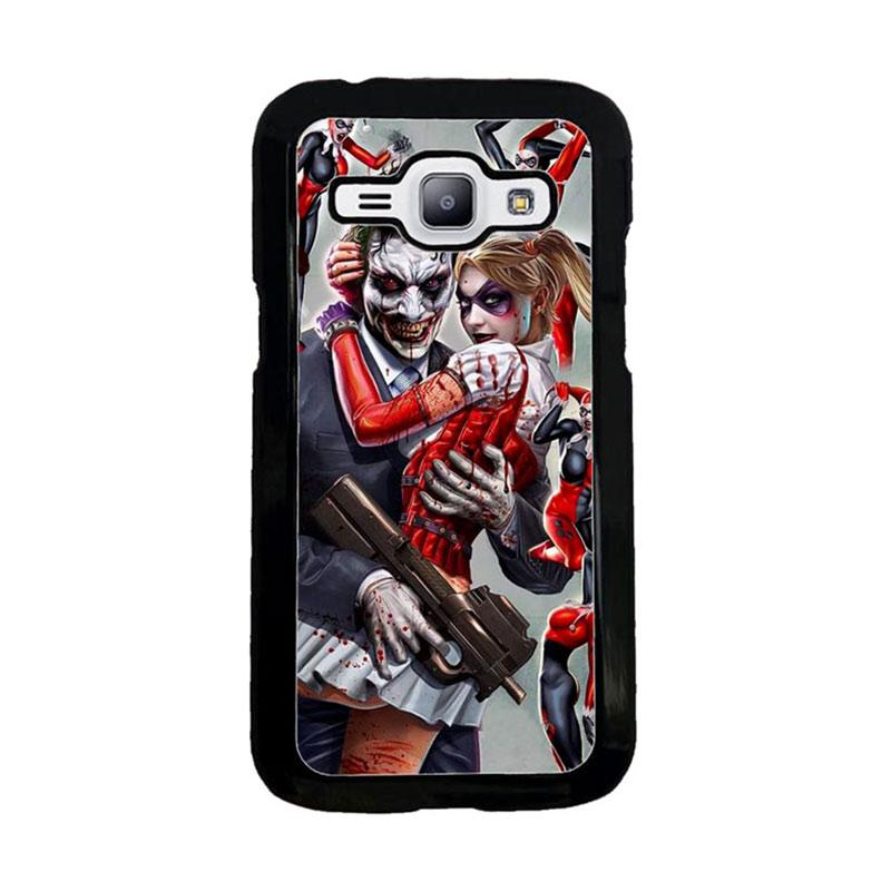 harga Acc Hp Harley Quinn Joker Love L1424 Custom Casing for Samsung J1 2015 Blibli.com