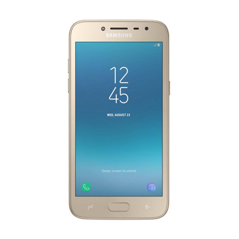 Samsung Galaxy J2 Pro Smartphone - Gold [16 GB/1.5 GB] + MicroSD [32 GB]