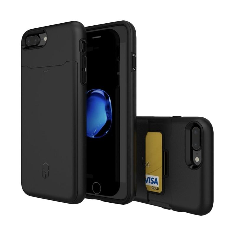 Patchworks Level Card Casing for iPhone 7 Plus or iPhone 8 Plus