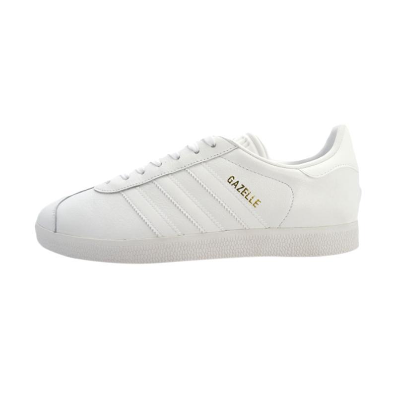 adidas Gazelle Casual Sepatu Olahrara Pria - White [BB5498]