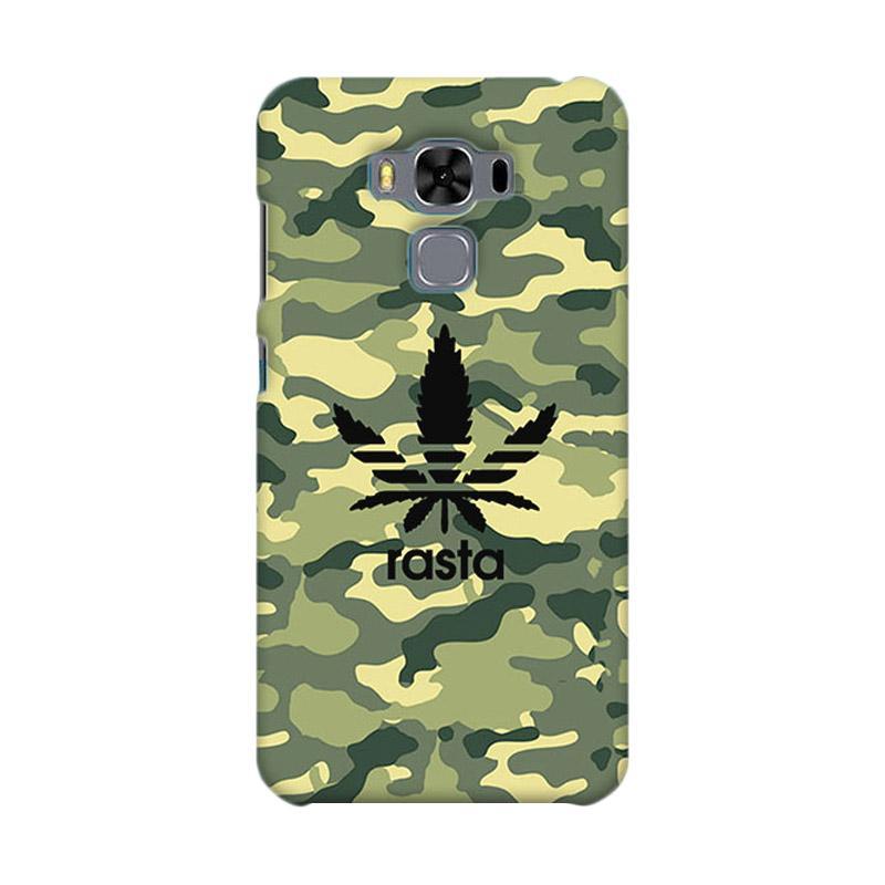 harga Premiumcaseid Army Camo Rasta Not Adidas Hardcase Casing for Asus Zenfone 3 Max 5.5 Blibli.com