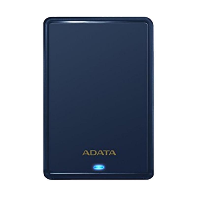 harga ADATA HV620S Slim Hardisk Eksternal - Blue [1TB/ USB 3.0] Blibli.com